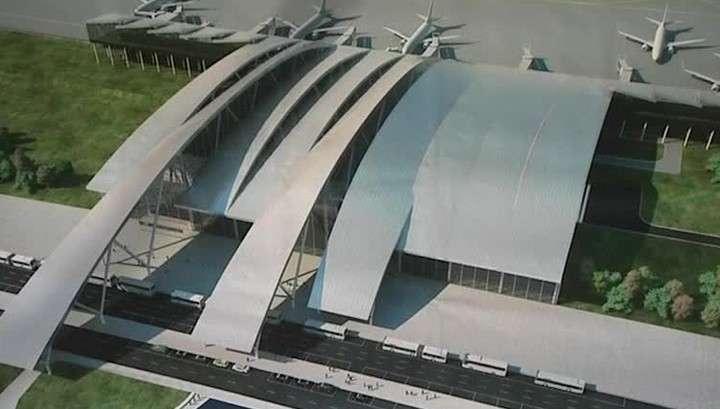 Под Ростовом-на-Дону началось строительство гигантского международного аэропорта