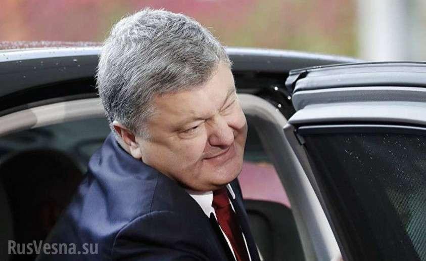 Над Порошенко завис дамоклов меч: почему олигарх всё не сбежал с Украины?