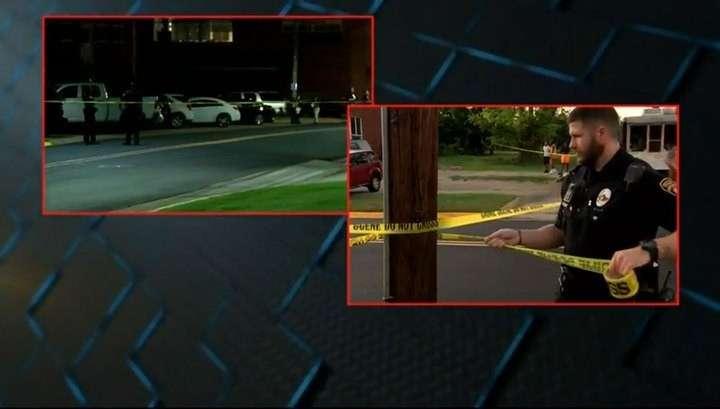 Убийства в США: расстрел у университета Алабамы
