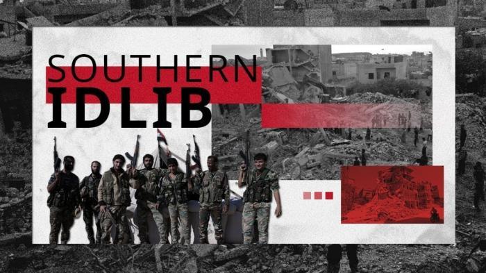 Сирия: армия и ВКС подавили оборону боевиков в Идлибе
