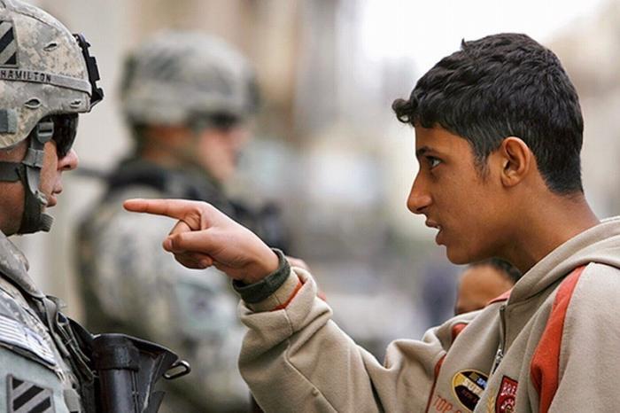 Ирак закрыл своё воздушное пространство для возглавляемой США коалиции бандитов
