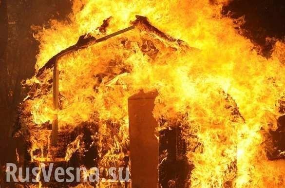 Пожар в Одессе: в самой дешёвой гостинице, переделанной из трамвайного депо, погибло 8 человек