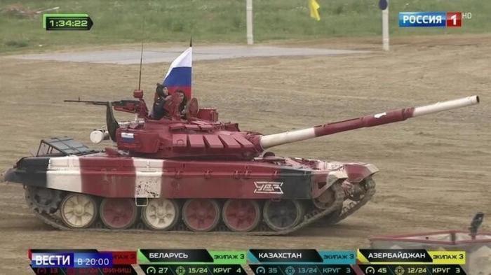 АрМи-2019 завершились триумфом российского оружия и наших военных