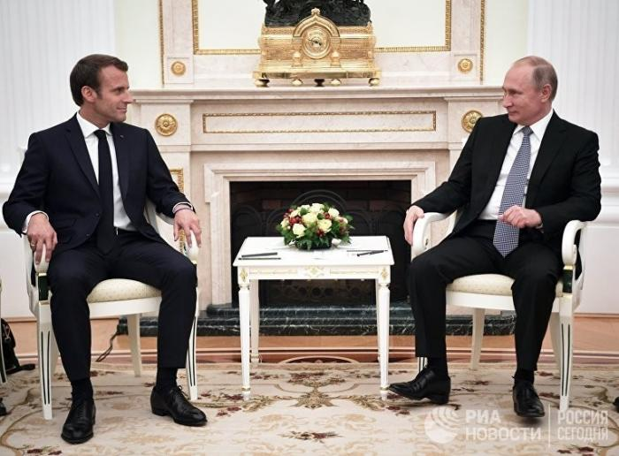 Визит Путина в Париж: Франция делает ставку на влияние России по вопросам Ирана, Сирии и Украины
