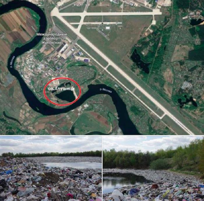 Как бороться с мусорной свалкой в Жуковском, причиной авиакатастрофы А321