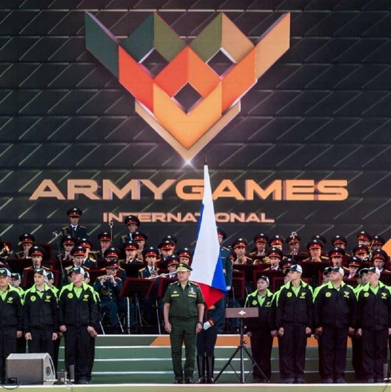 Россия получила Кубок Армейских международных игр