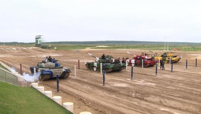 Россия выиграла Армейские игры АрМИ 2019 и вызвала на турнир НАТО