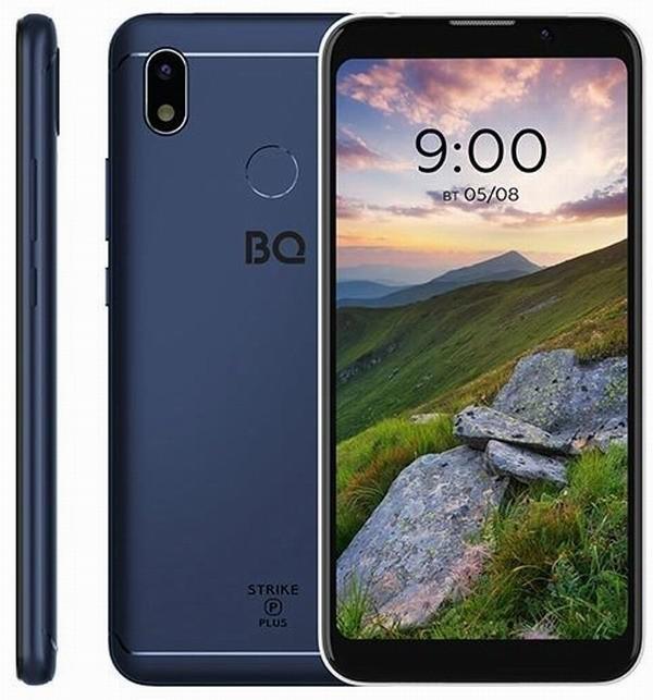 Российская компания BQ представила дешевые смартфоны с «богатырскими» аккумуляторами