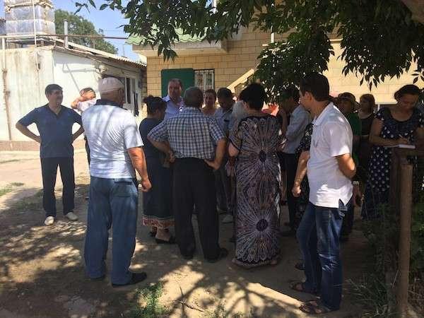 Активисты ОНФ в Дагестане помогли остановить «селевой поток» равнодушия чиновников
