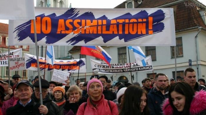 Ненависть Запада к России от бессилия ассимилировать и поглотить русский народ