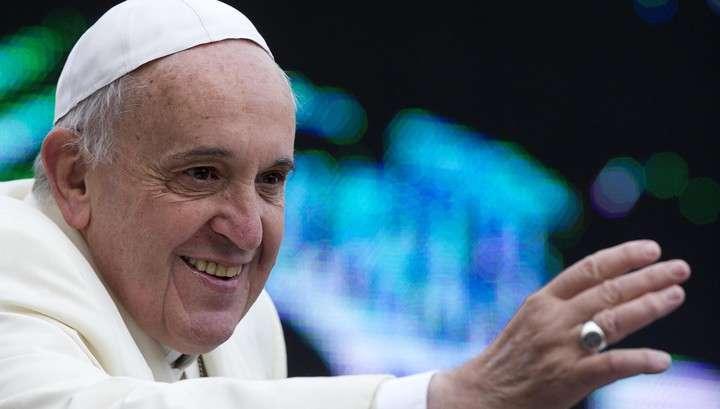 Папа Франциск признал, что Бог - не волшебник