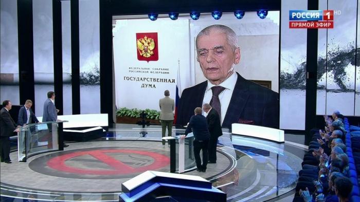 Геннадий Онищенко: каждый год табак убивает в России 400 тысяч человек