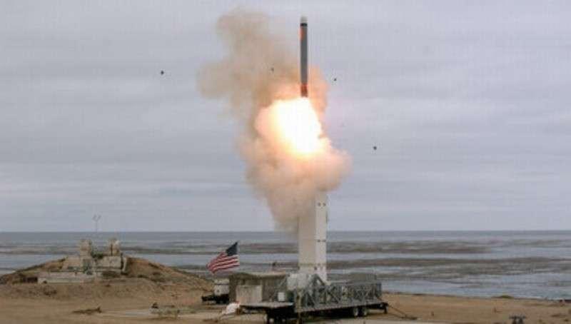США испытали крылатую ракету, запрещенную договором РСМД