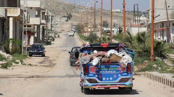 Сирийская армия взяла под полный контроль город Хан-Шейхун в провинции Идлиб