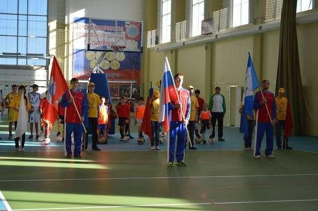 Новый спортивный комплекс открылся в Иркутской области