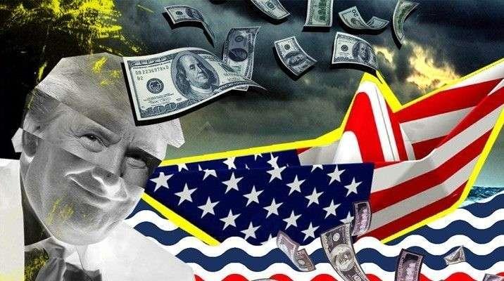 Экономика США в рецессии. Когда начнётся тотальный обвал?