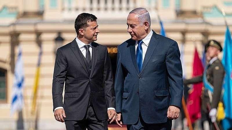 Зачем Бене Нетаньяху Украина и Володя Зеленский