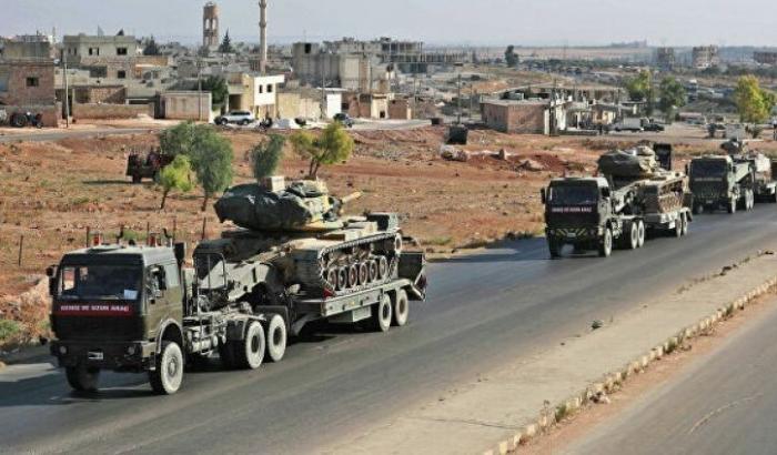 Турция пошла против интересов России в Сирии