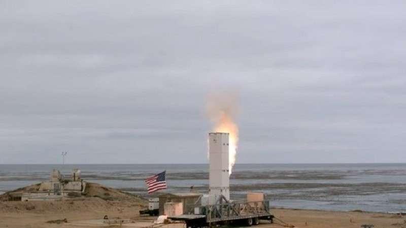 Для запуска «Томагавка» с возможным ядерным зарядом использовали установку ПРО США