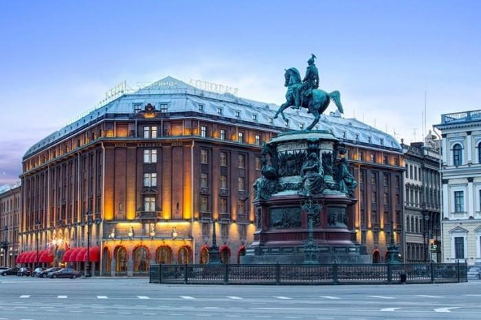Петербург стал лучшим туристическим городом Европы согласно World Travel Awards 2019