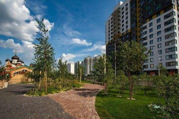 В Москве открылся парк «Феникс»