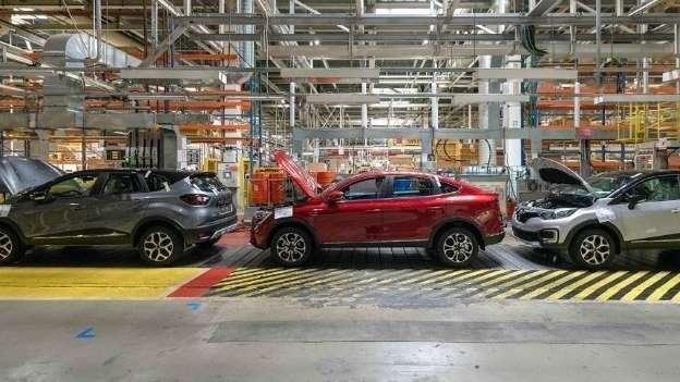 Российские заводы увеличили выпуск автомобилей за семь месяцев 2019 года