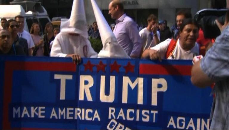 Либералы-глобалисты раскалывают Америку с новой ненавистью