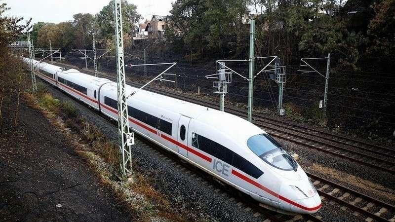 В Германии признали: более половины немецких поездов имеют неисправности