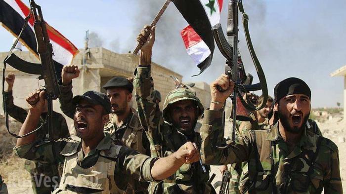 Армия Сирии захлопнула котёл в Идлибе и ворвалась в твердыню наёмников