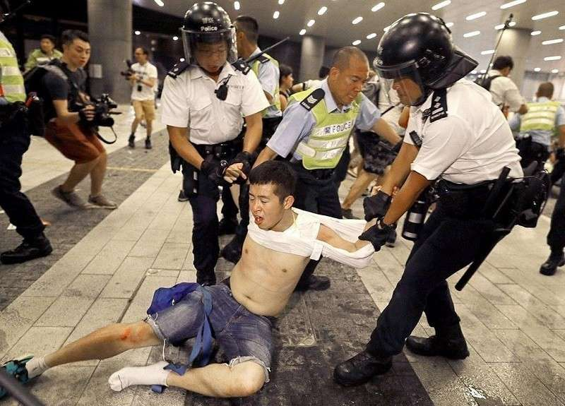 Протесты в Гонконге. Почему могучий Китай не может подавить их?