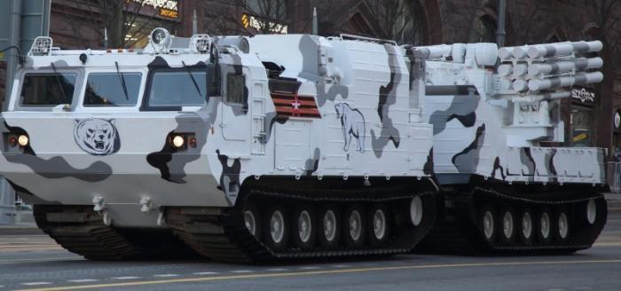 ЗРК «Тор» впервые заступил набоевое дежурство наСеверном флоте