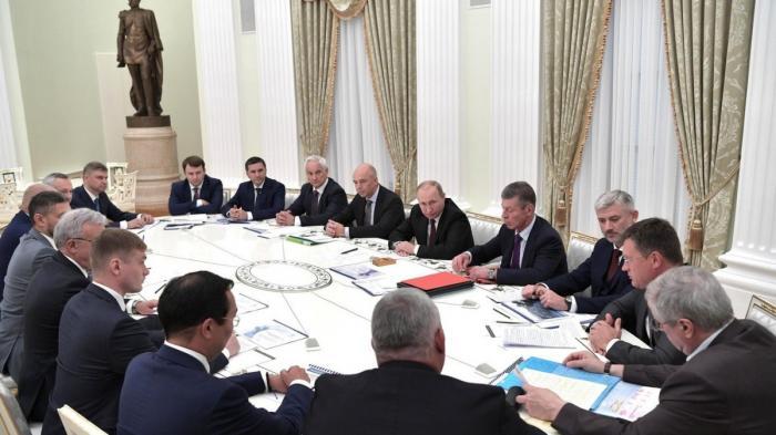 Путин: «гнаться за миллионами тонн добычи в ущерб природе – это опасно, а значит, недопустимо»