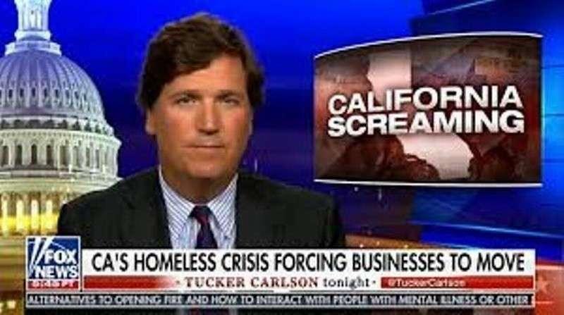 Fox News: прочь от насиженных мест – калифорнийские предприниматели бегут от нашествия бомжей