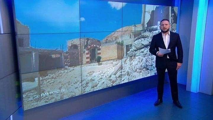 Сирийская армия вышибла турецких наёмников. Подробности