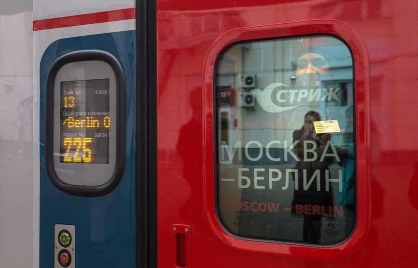 РЖД в январе-июле 2019 года увеличили перевозки пассажиров в дальнее зарубежье на 12,7%