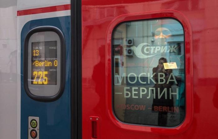 РЖД в первом полугодии 2019 года увеличили перевозки пассажиров вдальнее зарубежье на12,7%