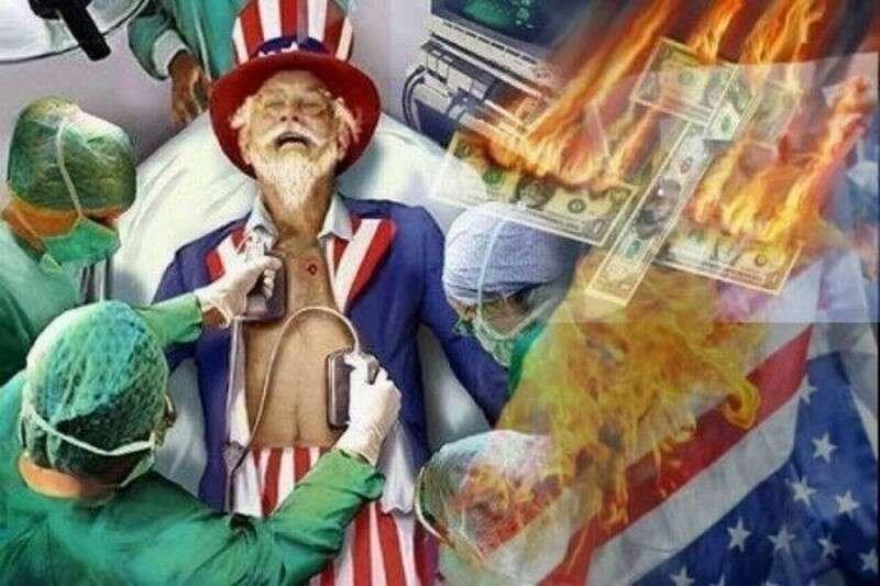 Александр Роджерс: Доклад IHS Markit – экономика США откатилась на 10 лет назад