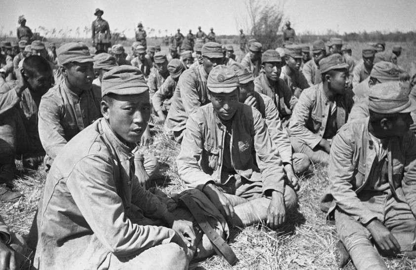 Как русский моряк лейтенант Виктор Леонов захватил в плен 5 тысяч японских солдат