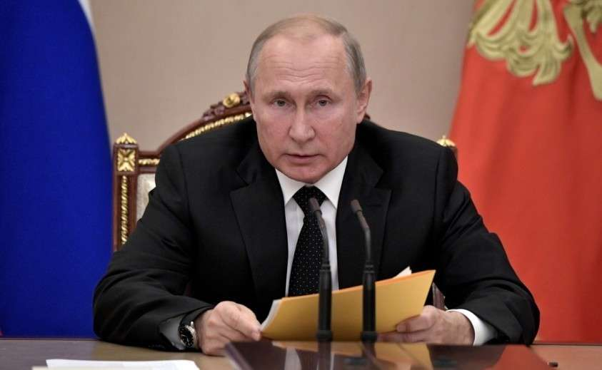 «США срежиссировали пропагандистскую кампанию»: полный текст заявления Путина по ДРСМД