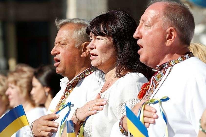 Чего добились украинцы? А давайте посмотрим
