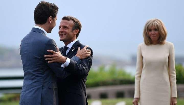 Лидеры G7 обсудили вопрос возвращения России к формату