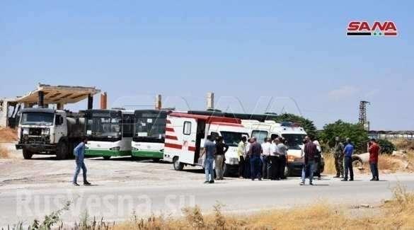 Информационная война вокруг Сирии. Коридор раздора из юга идлибской зоны | Русская весна
