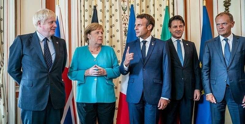 G7 столкнулась с личными проблемами её участников и деградацией ЕС