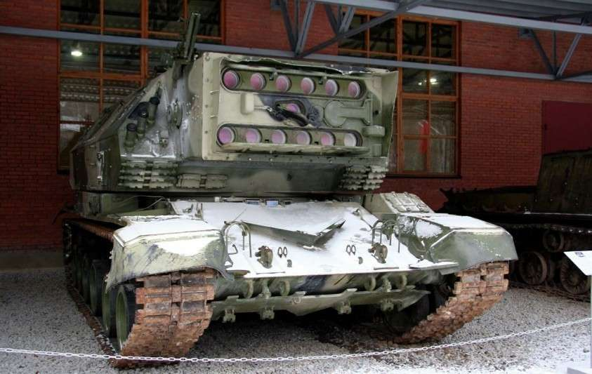 Стальные монстры. Самые необычные проекты советской бронетехники