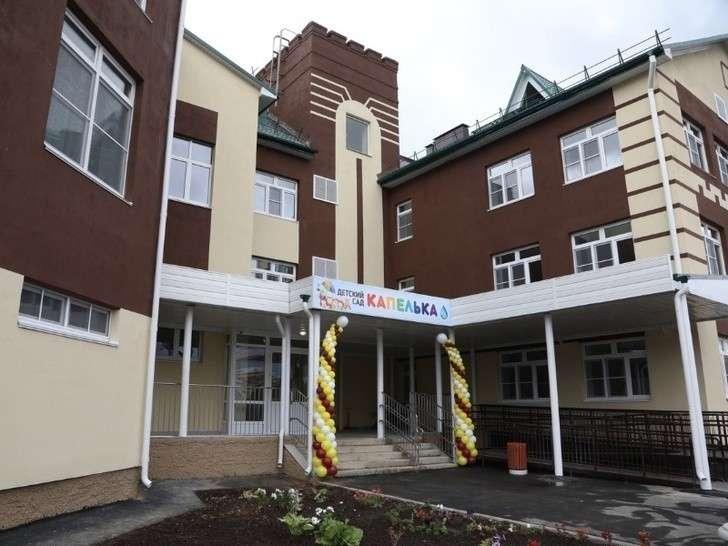 В Вологодской области введен в эксплуатацию детский сад на 350 мест