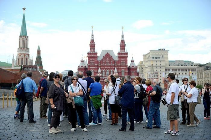 Как я гуляла по Москве с французскими туристами. Впечатления