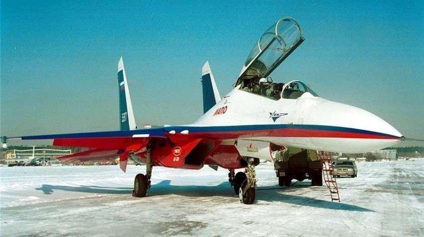 Российский истребитель Су-30 становится «единым самолётом» ВВС стран ОДКБ
