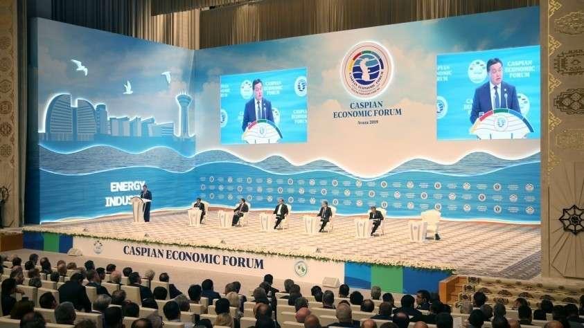Каспийское море тихо и без пафоса становится русским. И это хорошо