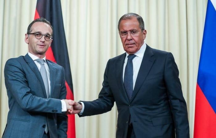 Россия и Германия договорились углубить сотрудничество в строительстве газопровода Северный поток-2