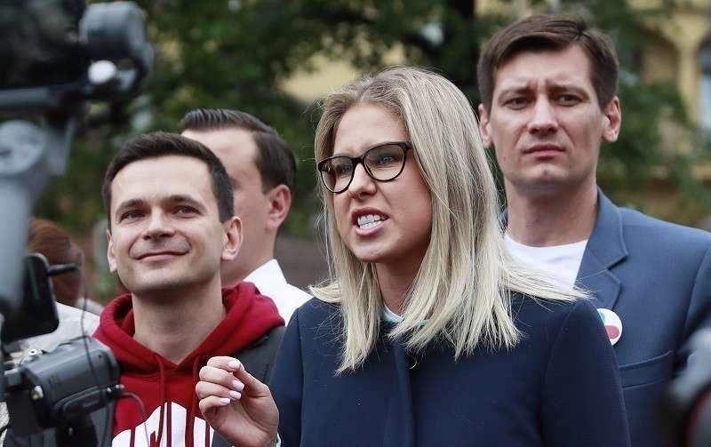 Почему у оппозиции в России всё получается через Ж?